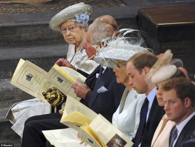 60th coronation family shot