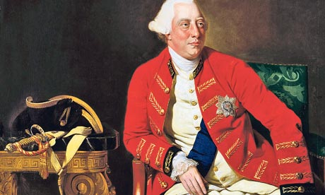 George III suffered from a mental illness, which was possibly a symptom of the genetic disease porphyria, although a study of samples of the King's hair published in 2005 revealed high levels of arsenic, a possible trigger for the his erratic behavior. The source of the arsenic is not known, but it could have been a component of medicines or cosmetics.